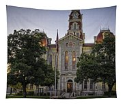 Parker County Courthouse Tapestry
