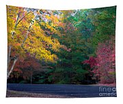 Parking Respit Tapestry