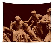 Parthenon Sculpture Tapestry