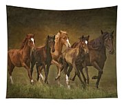 Paso Peruvians Tapestry
