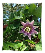 Passion Flower 3 Tapestry
