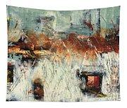 Pasture Grasses Tapestry