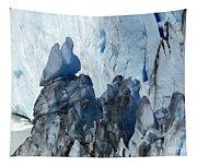 Patagonia Glaciar Perito Moreno 3 Tapestry