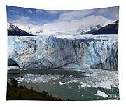Patagonia Glaciar Perito Moreno 4 Tapestry