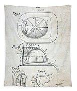 Patent - Fire Helmet Tapestry