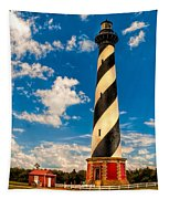 Path To Cape Hatteras Light Tapestry
