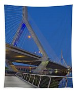 Path To The Leonard P. Zakim Bridge Tapestry