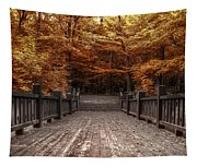 Path To The Wild Wood Tapestry