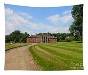 Pathway To Adlington Hall Tapestry