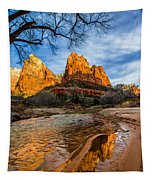 Patriarchs Of Zion Tapestry