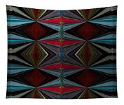 Patterned Abstract 2 Tapestry