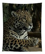 Paws Of A Jaguar Tapestry