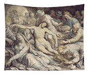 The Lamentation Over The Dead Tapestry