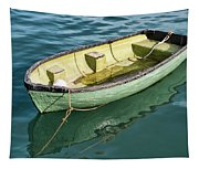 Pea-green Boat Tapestry