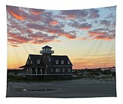 Oregon Inlet Life Saving Station 2693 Tapestry