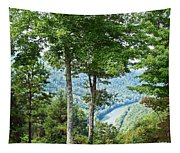 Peace And Tranquility Tapestry