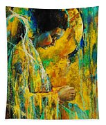Peaceful Angel Tapestry