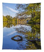 Peaceful Autumn Tapestry