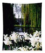 Peaceful Canal Tapestry