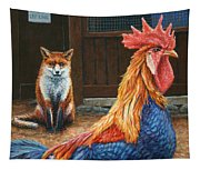 Peaceful Coexistence Tapestry