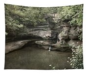 Peaceful Contemplation Tapestry