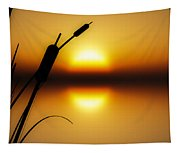 Peaceful Dawn Tapestry