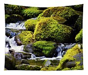Peaceful Heart Tapestry