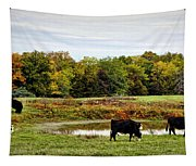 Peaceful Pastures Tapestry