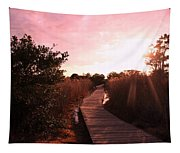 Peaceful Path Tapestry