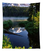 Peaceful Reflection Tapestry