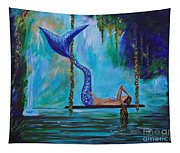 Peaceful Waters Tapestry