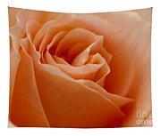 Peach Rose Tapestry