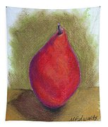 Pear Study 3 Tapestry