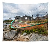 Peggy's Cove 13 Tapestry