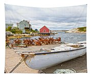Peggy's Cove 4 Tapestry