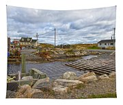 Peggy's Cove 8 Tapestry