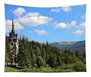 Peles Castle Tapestry