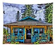 Pele's Lanai Island Hawaii Tapestry