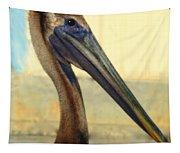 Pelican Bill Tapestry