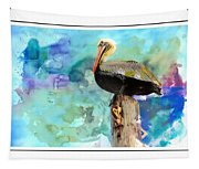 Pelican Colours Tapestry