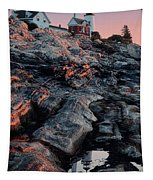 Pemaquid In Early Morning Light Tapestry