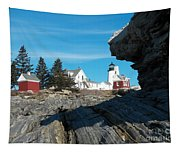 Pemaquid Point 22 Tapestry