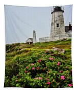 Pemaquid Point Tapestry