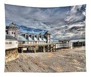 Penarth Pier 5 Tapestry