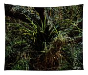 Penciled Air Plant Tapestry