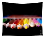 Pencils Tapestry
