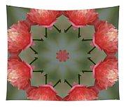 Peony Garden Tapestry