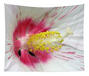 Peppermint Flame 01 Tapestry