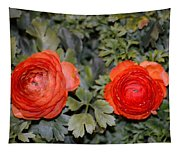 Persian Buttercups Tapestry