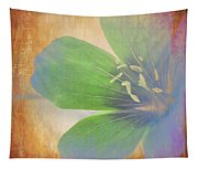 Petals Of Color Tapestry